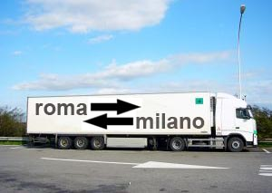 Traslochi Roma Milano, prezzi e consigli