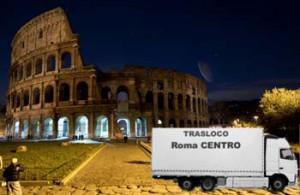 trasloco roma centro